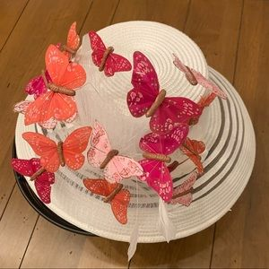 August Hat Company Butterfly Hat